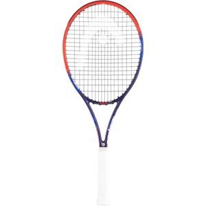 HEAD Tennisschläger Radical Team Erwachsene besaitet orange/grau, Größe: GRIP 2