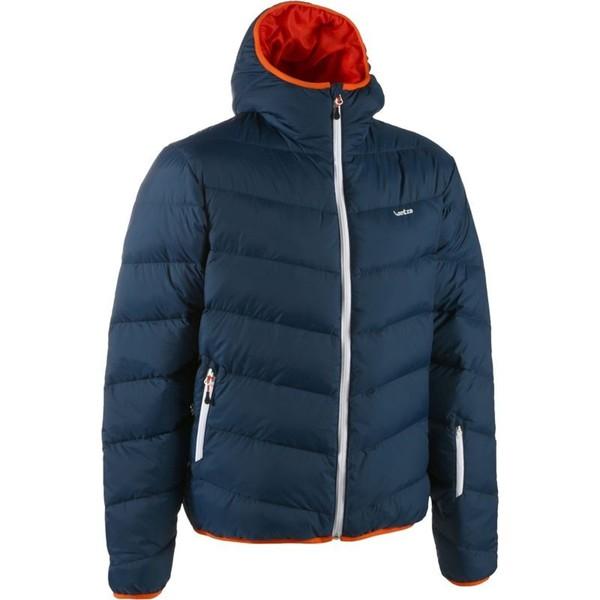 WED´ZE Daunen-Skijacke Midslide Warm Herren marineblau, Größe: XS