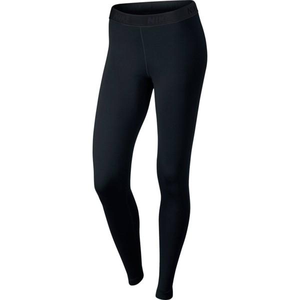 NIKE Leggings Cardio Fitness Damen schwarz, Größe: XS