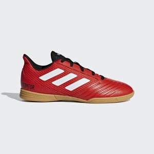 ADIDAS Hallenschuhe Futsal Fußball Predator Tango 4 HW18 Kinder, Größe: 32