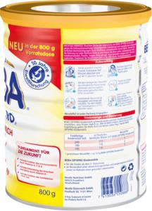 Nestlé BEBA Kindermilch OPTIPRO ab 2 Jahren