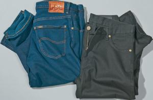 Lee oder Wrangler Herren Jeans