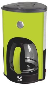 Kalorik Design-Kaffeeautomat 1,8 Liter 15 Tassen Glaskanne Apfelgrün TKG CM 1045