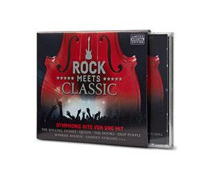 CD »Rock Meets Classic«