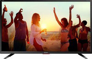Sharp 49UI7552E LED-Fernseher (49 Zoll, 4K Ultra HD, Smart-TV)