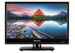 MEDION® 39,6 cm (15,6´´) LCD-TV, DVD-Player, USB »LIFE® P12308 (MD 21439)«