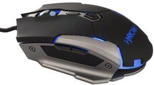 HYRICAN Gaming Maus ST-GM081 USB mit RGB Beleuchtung »Mäuse/Joystick«