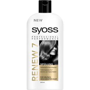 Syoss Professional Performance RENEW7 Spülung 6.98 EUR/1 l