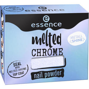 essence melted chrome nail powder5