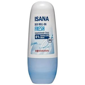 ISANA Deo Roll-On Fresh 1.10 EUR/100 ml