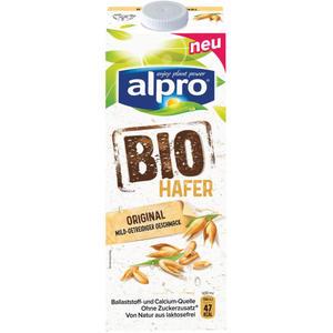 alpro soja Bio Haferdrink 1.99 EUR/1 l