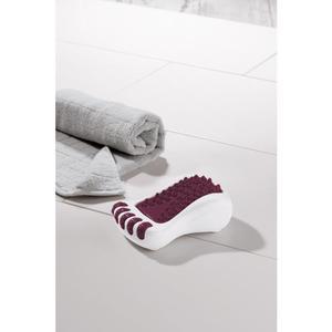IDEENWELT Fußmassagegerät mauve