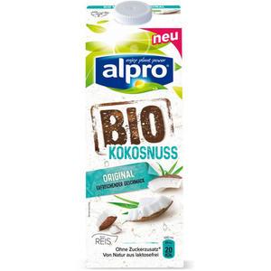 alpro soja Bio Kokosnussdrink 2.99 EUR/1 l