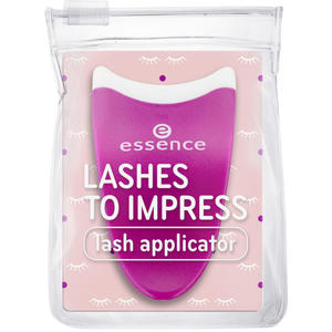 essence lashes to impress lash applicator