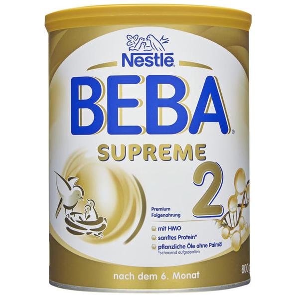 BEBA SUPREME 2 Premium Folgenahrung 32.44 EUR/1 kg