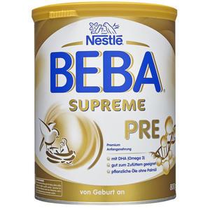 BEBA SUPREME PRE Premium Anfangsnahrung 32.44 EUR/1 kg