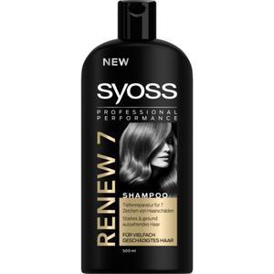 Syoss Professional Performance RENEW 7 Shampoo 6.98 EUR/1 l