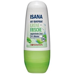 ISANA Anti-Transpirant Grüne Frische 1.10 EUR/100 ml