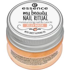 essence my beauty nail ritual moisturizing nail & cuticle jelly mask