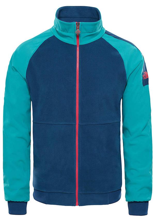 sale retailer 68677 a2ee5 The North Face 1990 Staff Fleece - Fleecejacke für Herren - Blau