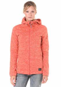 O´Neill Hoody Fleece - Kapuzenjacke für Damen - Orange