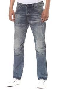 G-Star 5620 3D Straight-Higa - Jeans für Herren - Blau