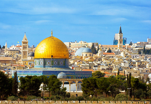Rundreise durch das Heilige Land Israel  Unvergessliche Kultur- und Erlebnisreise