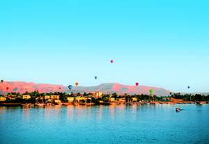 Ägypten – Nilkreuzfahrt & Baden  5-Sterne-Schiff & Sea World Resort