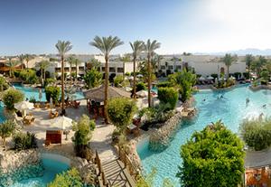 Ägypten - Sharm El Sheikh  Hotel Ghazala Gardens
