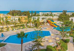 Tunesien – Port El Kantaoui  Hotel Riviera