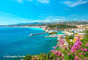 Frankreich - Nizza  Hotel Monsigny Nice