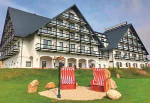 Deutschland - Erzgebirge  Alpina Lodge Hotel Oberwiesenthal