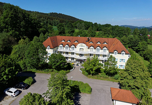 Deutschland - Bayerischer Wald  Hotel Villa Gutshof