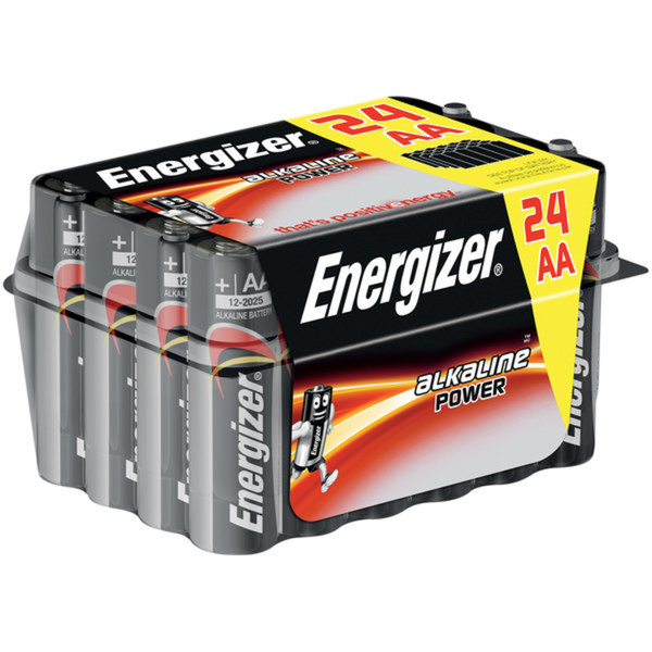Energizer Alkaline Power Mignon (AA)