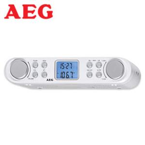 Küchenradio KRC 4344 PLL-Tuner, Wecken mit Radio- oder Alarmsignal, unterbaufähig, Aux-/Kopfhörer-Anschluss