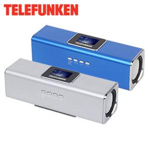 Bluetooth®-Lautsprecher BS1005M • microSD™-Kartenslot • USB-/Aux-In-Anschluss • integr. Lithium-Akku • Maße: H 5,0 x B 16,4 x T 5,0 cm