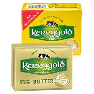 Kerrygold Irische Butter jede 250-g-Packung