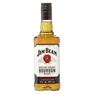 Jim Beam Bourbon Whiskey 40 % Vol., und weitere Sorten, jede 0,7-l-Flasche