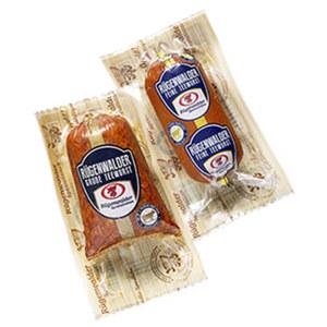 Rügenwalder Rinder-Teewurst fein oder grob, ohne Kühlung, jede 130-g-SB-Packung