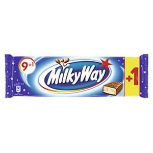 Balisto versch. Sorten,  Milky Way oder Bounty + 1 Riegel gratis jede 185/215/285-g-Packung
