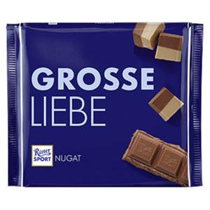 Ritter Sport Schokolade versch. Sorten, jede 250-g-Tafel