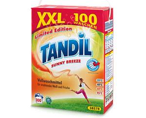 "Tandil Vollwaschmittel ""SunnyBreeze"", XXL-Packung"