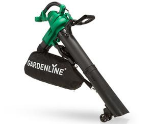 GARDENLINE®  Elektro-Laubsauger