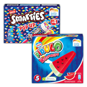 NESTLÉ/Schöller Smarties Pop Up / Pirulo Watermelon