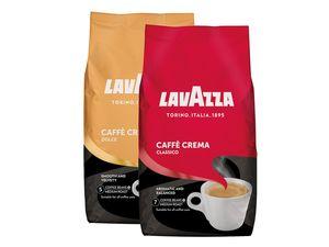 Lavazza Caffè Crema Ganze Bohnen