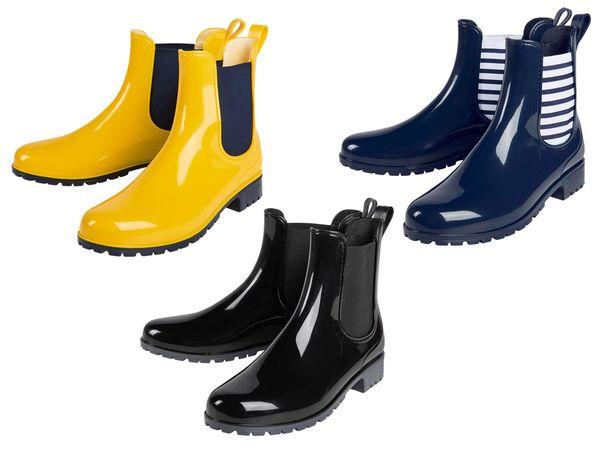 neues Design viele Stile zeitloses Design ESMARA® Damen Regenstiefeletten
