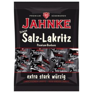 Jahnke Salz-Lakritz 125g