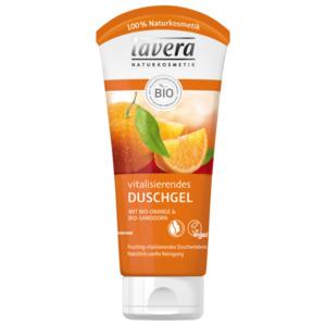 Lavera Vitalisierendes Duschgel Bio Orange-Sanddorn 200ml