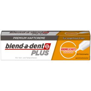 blend-a-dent Plus Krümelschutz Premium Haftcreme 40 g