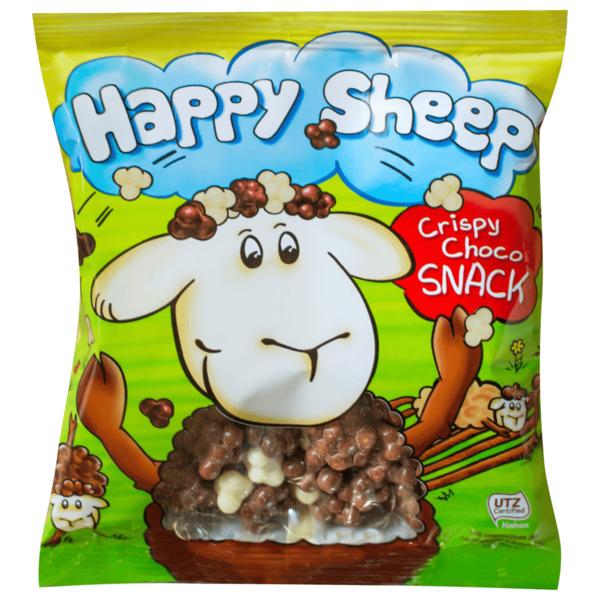 Happy Sheep Crispy Choco Snack 100g